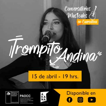 15 de abril - Trompito Andina