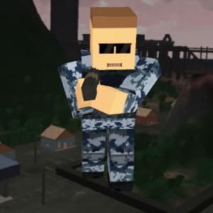 Pixel Battle Royale Multiplayer - Acción - acción, armas