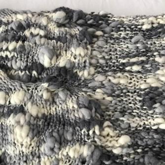 Detalle de la manta