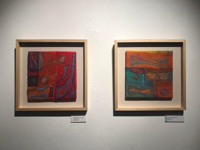 """""""A puro color"""" de Isabel Ditone"""