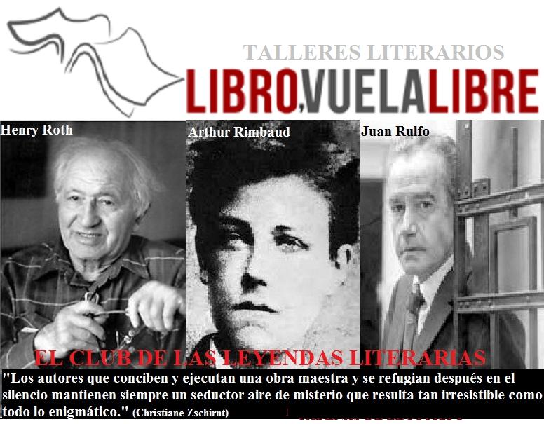 EL CLUB DE LAS LEYENDAS LITERARIAS I. Taller de escritura en curso
