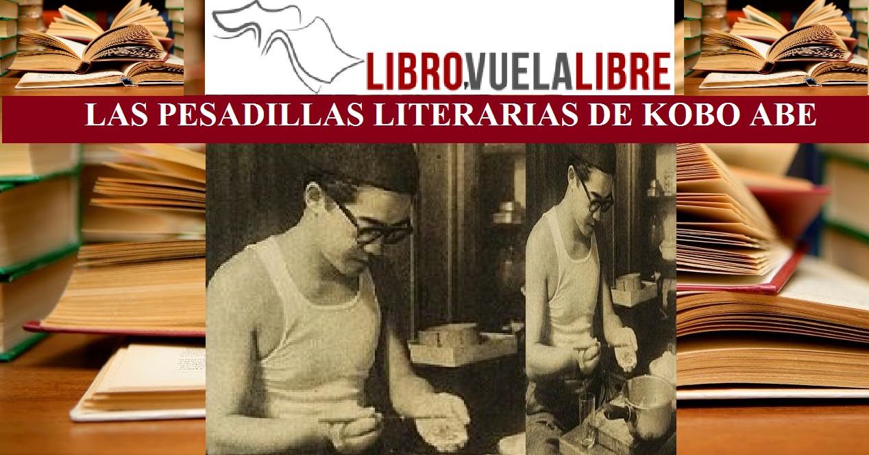 Club de lectura: Kobo Abe en los talleres de escritura de LIBRO, VUELA LIBRE en Valencia