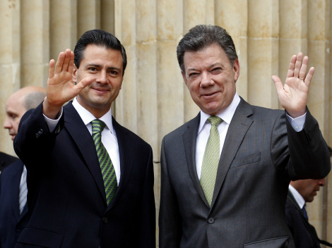 Golpe contra el narcotráfico de Colombia:
