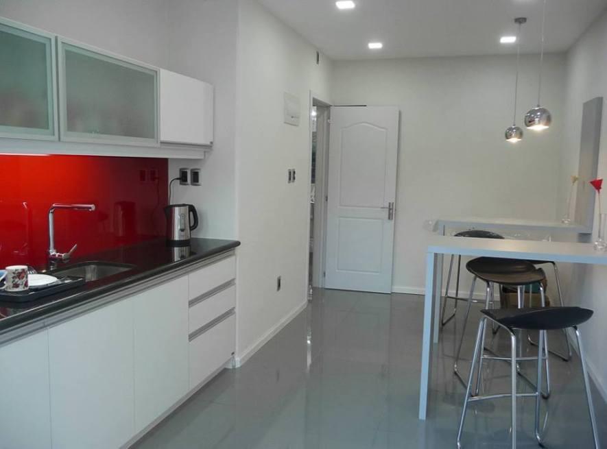 kitchen con barras
