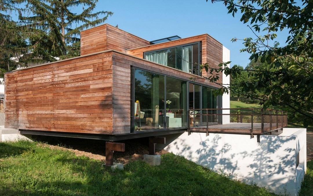 5 detalles de estructuras metálicas y fachadas para proyectos residenciales- parte 3