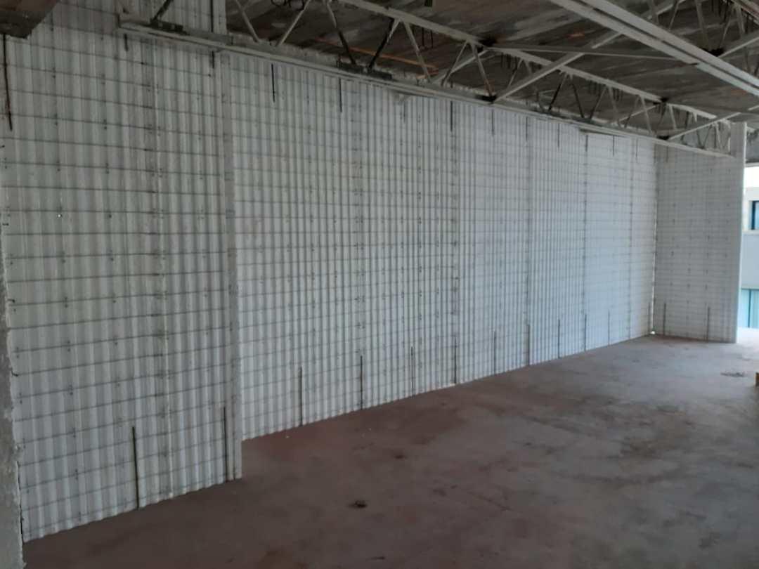 instalación muros Livianos Espacioleve Ingeniería