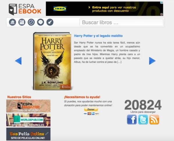 Las 15 Mejores Páginas LEGALES Para Descargar Libros