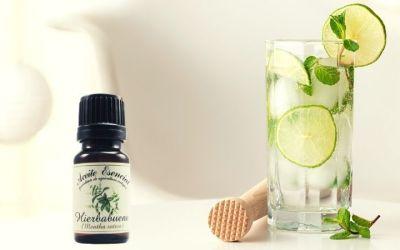 Herbs essential oil