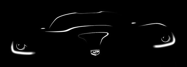 Dodge Viper SRT 2013 (1/6)