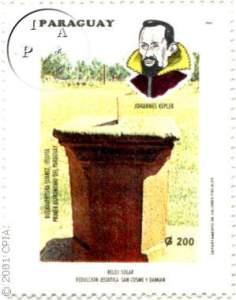 Buenaventura Suárez, primer astrónomo paraguayo.