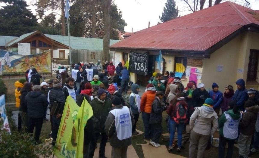 chubut docentes