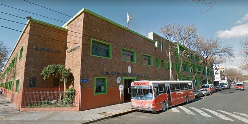 Escuela Alvarez Thomas, orgullo de la Educación Pública en la ciudad de Buenos Aires