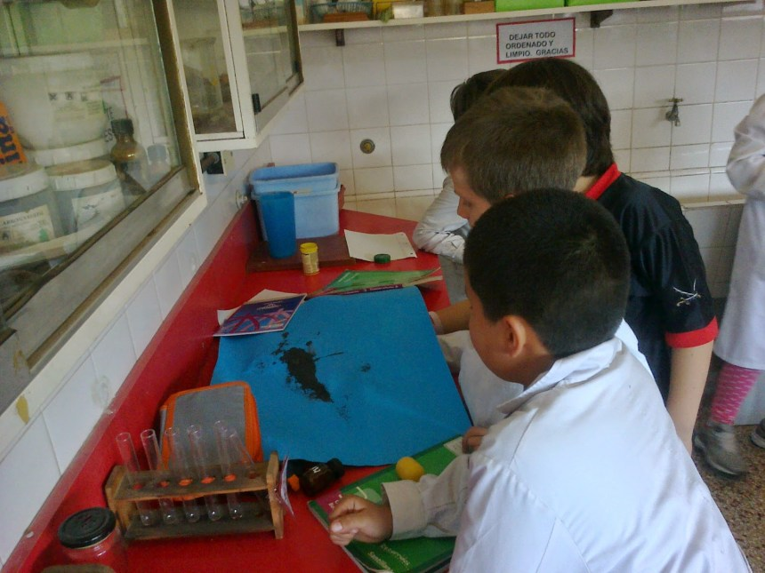 laboratorio escuela
