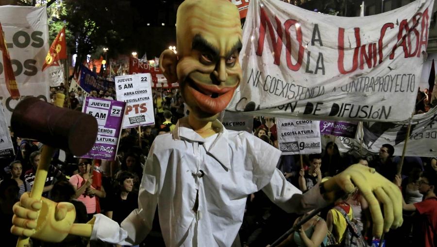 Unicaba: Ganó Larreta y Perdió la Educación