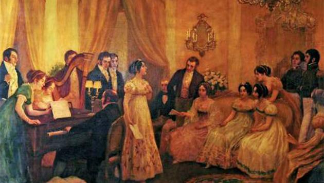Himno Mariquita sanchez de thomson