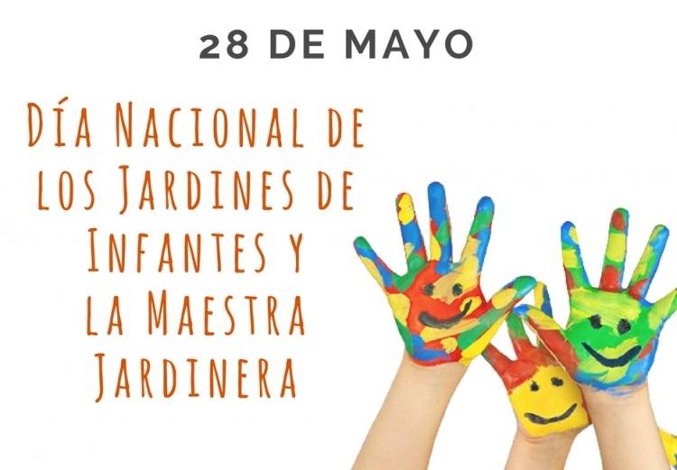 dia de los jardines de infantes