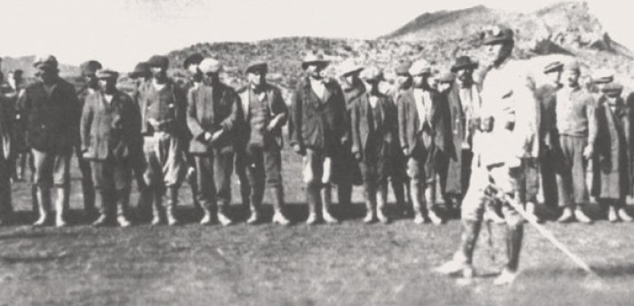 la patagonia tragica