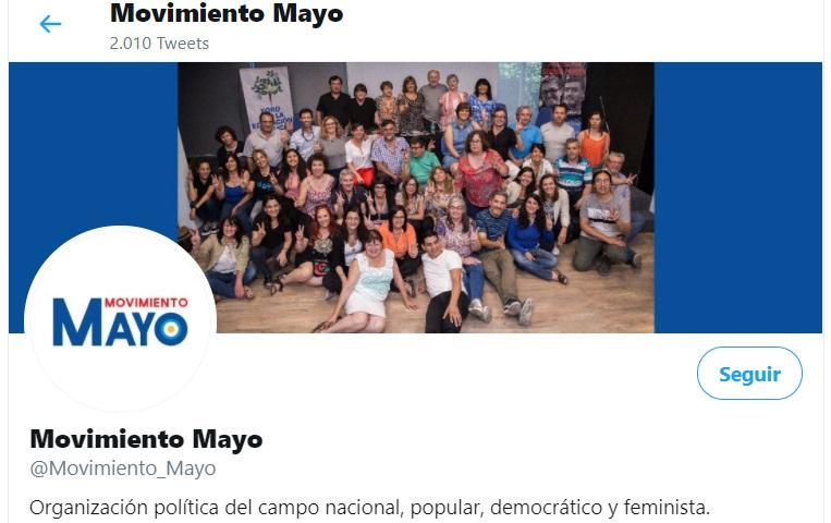 movimiento mayo