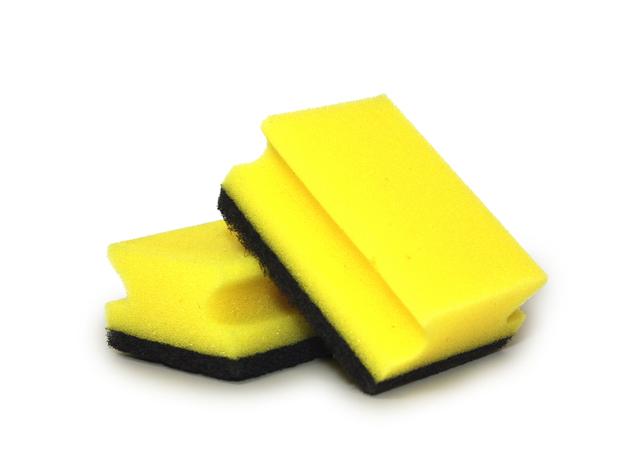 #Saúde – Quando descartar a esponja da cozinha?