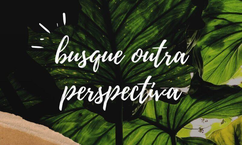 Buscar novas perspectivas, melhora o seu crochê