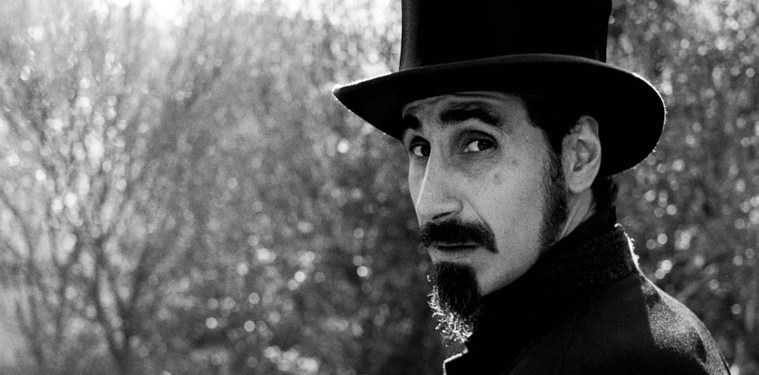 review cover serj tankian 2