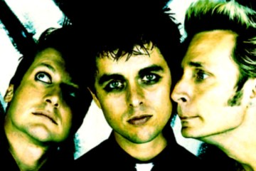 review cover green day
