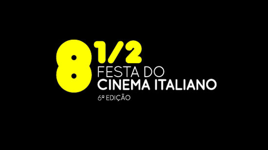 Logotipo Festa do Cinema Italiano
