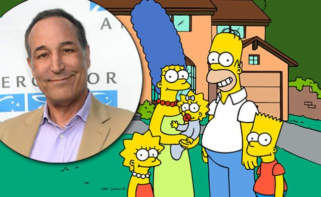 sam simon simpsons
