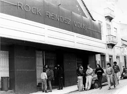 Rock Rendez Vous - Filhos do Rock