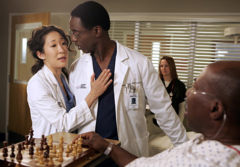 SANDRA OH, ISAIAH WASHINGTON, BRENT JENNINGS