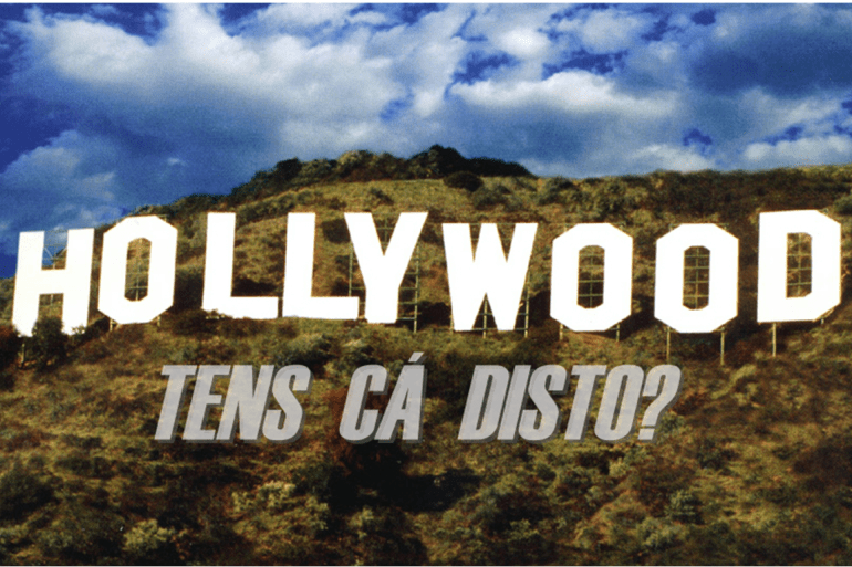 """Hollywood, tens cá disto?"": Tabu (2012)"