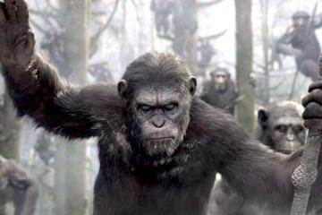 Planeta dos Macacos: A Revolta
