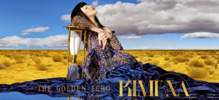 Kimbra The Golden Echo cover