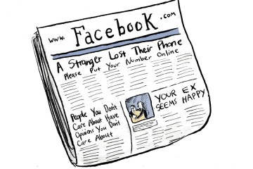 fb newspaper