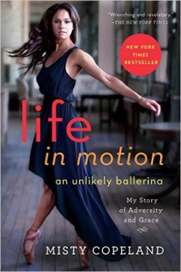Livro autobiográfico: Life in Motion