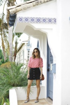 aimee_song_madewell_top_topshop_suede_skirt_topshop_lace_up_flats