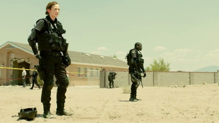 Sicario - Infiltrado: a war on drugs vista por Denis Villeneuve