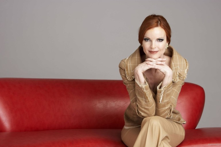 marcia-cross-on-the-couch