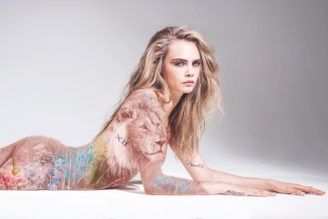 Cara-Delevingne-Naked-Animal-Rights-Campaign01