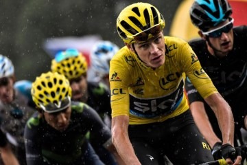Christopher Froome - Tour de France