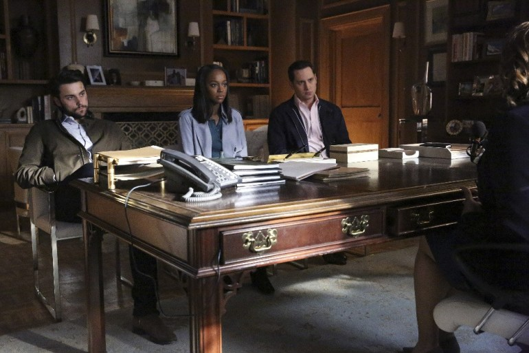 JACK FALAHEE, AJA NAOMI KING, MATT MCGORRY