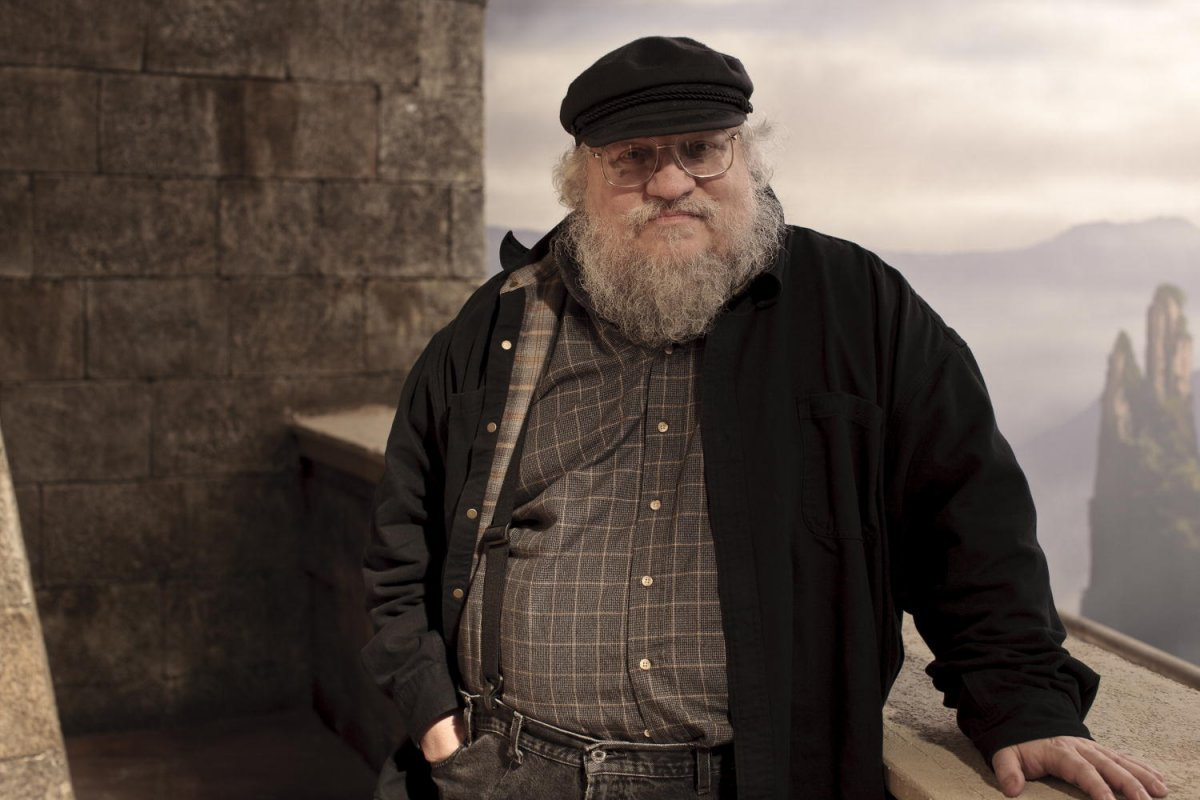 George R.R.Martin: escritor de Game of thrones e Nightflyers
