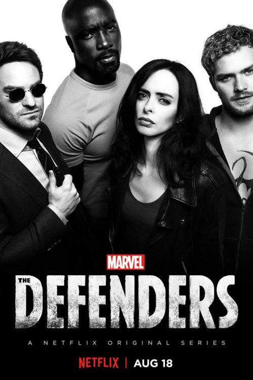 Comic Con, (The Defenders)