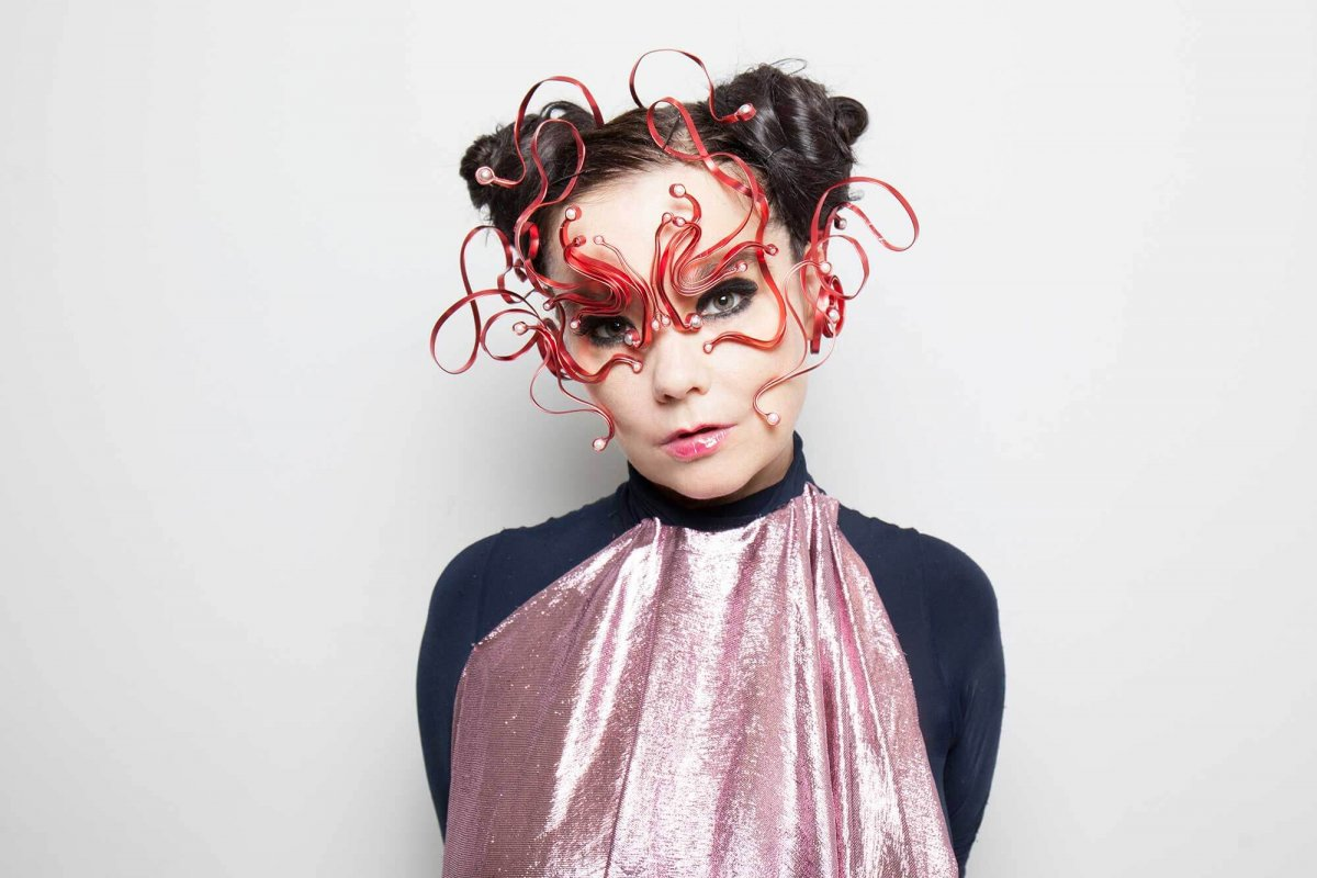 Björk no Vodafone Paredes de Coura 2018