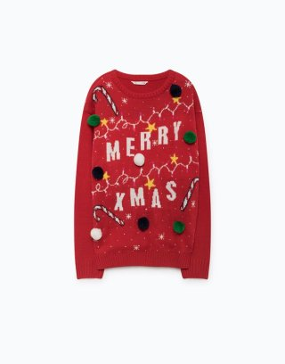 Sweater Merry Xmas Lefties 17,00€