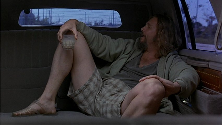 The Big Lebowski não mereceu qualquer tipo de carinho por parte dos grandes prémios de cinema but yeah, well, that's just, like, your opinion, man