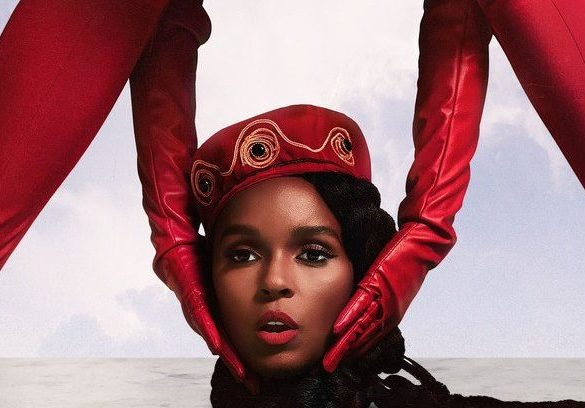 Capa do single Django Jane de Janelle Monáe
