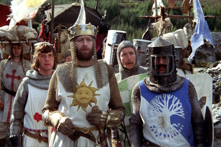 Monty Python & The Holy Grail