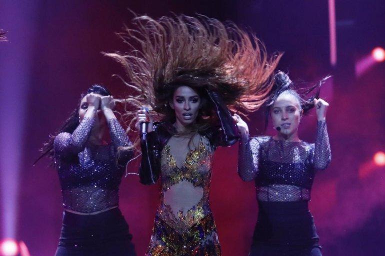 Eleni Foureira Eurovision
