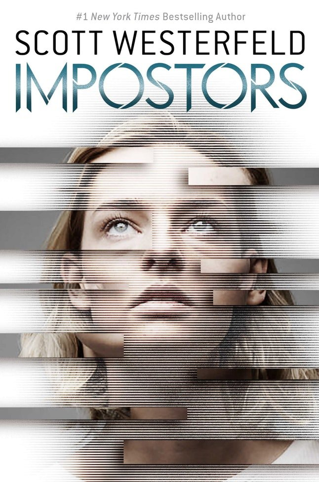 'Impostors' by Scott Westerfeld (Sept. 11)
